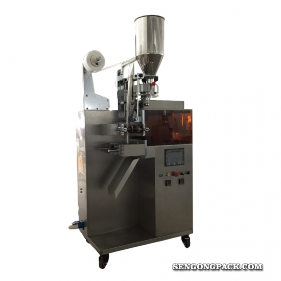 Nylon Inner and Outer Tea Bag Packing Machine