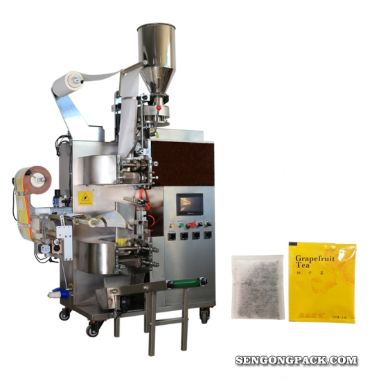 Inner and Outer Tea Bag Packing Machine