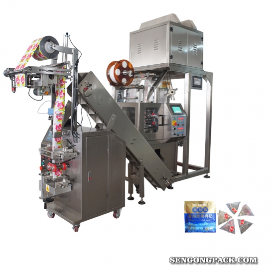 non woven fabric  packing machine