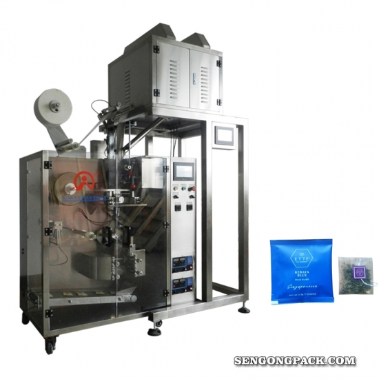 auto bagging  tea machine